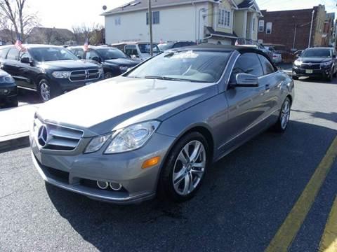 2011 Mercedes-Benz E-Class for sale at Route 46 Auto Sales Inc in Lodi NJ