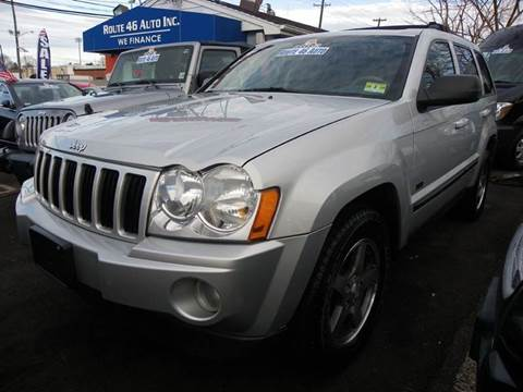 2007 Jeep Grand Cherokee for sale at Route 46 Auto Sales Inc in Lodi NJ