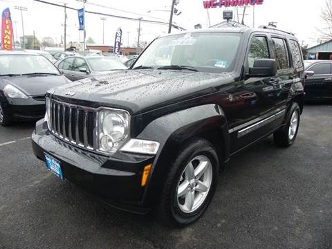 2010 Jeep Liberty for sale at Route 46 Auto Sales Inc in Lodi NJ