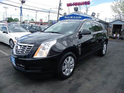 2014 Cadillac SRX for sale at Route 46 Auto Sales Inc in Lodi NJ