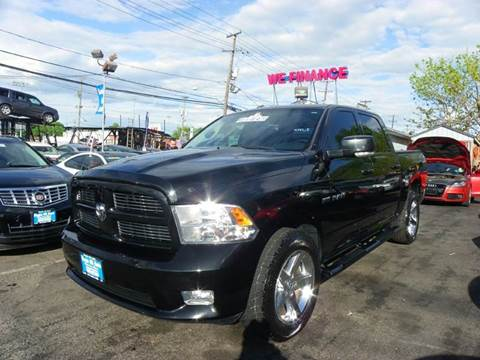 2009 Dodge Ram Pickup 1500 for sale at Route 46 Auto Sales Inc in Lodi NJ