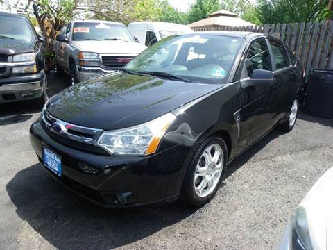 2008 Ford Focus for sale at Route 46 Auto Sales Inc in Lodi NJ