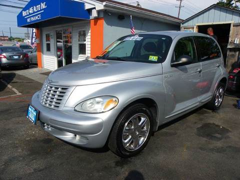 2004 Chrysler PT Cruiser for sale at Route 46 Auto Sales Inc in Lodi NJ