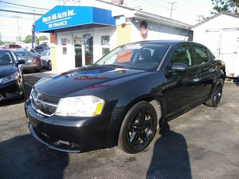 2010 Dodge Avenger for sale at Route 46 Auto Sales Inc in Lodi NJ