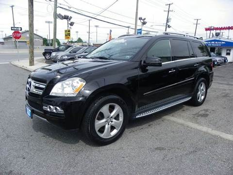 2011 Mercedes-Benz GL-Class for sale at Route 46 Auto Sales Inc in Lodi NJ