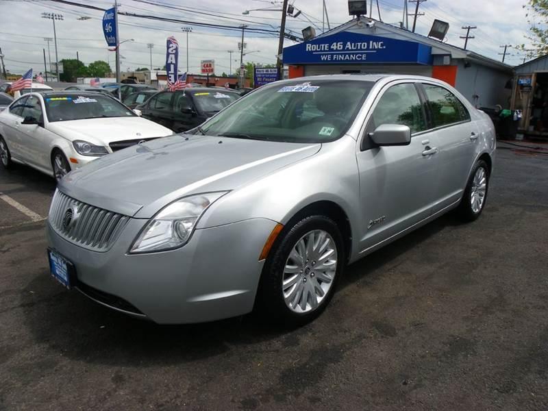 2010 Mercury Milan Hybrid for sale at Route 46 Auto Sales Inc in Lodi NJ