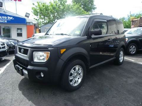 2006 Honda Element for sale at Route 46 Auto Sales Inc in Lodi NJ