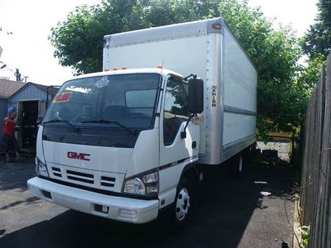 2006 GMC W4500 for sale in Lodi, NJ