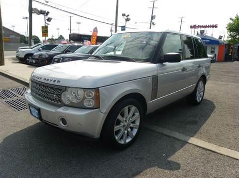 2006 Land Rover Range Rover for sale at Route 46 Auto Sales Inc in Lodi NJ