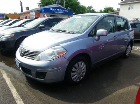 2009 Nissan Versa for sale at Route 46 Auto Sales Inc in Lodi NJ