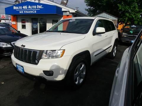 2011 Jeep Grand Cherokee for sale at Route 46 Auto Sales Inc in Lodi NJ