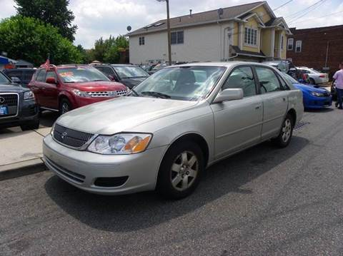 2000 Toyota Avalon for sale at Route 46 Auto Sales Inc in Lodi NJ