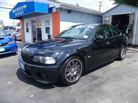2005 BMW M3 for sale at Route 46 Auto Sales Inc in Lodi NJ