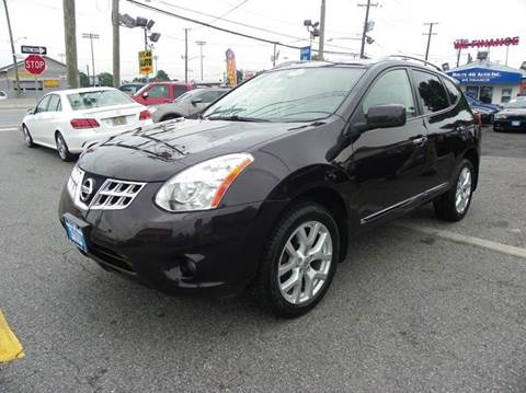 2011 Nissan Rogue for sale at Route 46 Auto Sales Inc in Lodi NJ