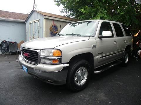 2004 GMC Yukon for sale in Lodi, NJ