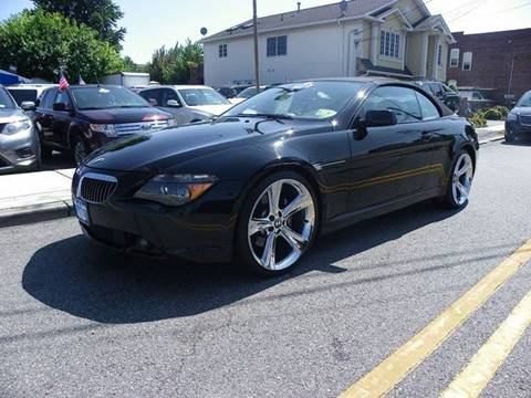 2005 BMW 6 Series for sale in Lodi, NJ