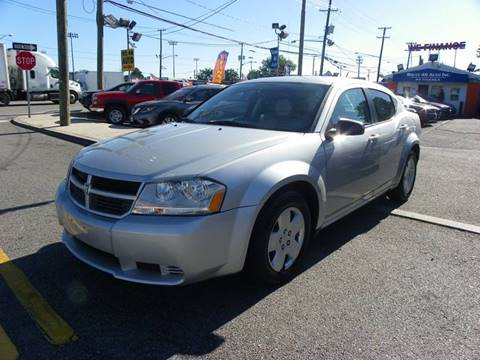 2008 Dodge Avenger for sale in Lodi, NJ
