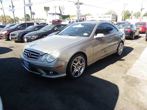 2006 Mercedes-Benz CLK for sale in Lodi, NJ
