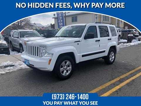 2012 Jeep Liberty for sale in Lodi, NJ