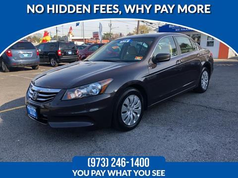 2011 Honda Accord for sale in Lodi, NJ