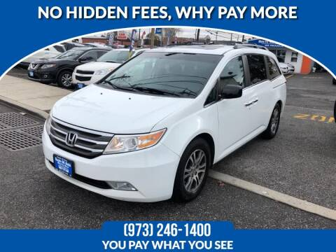 2012 Honda Odyssey for sale in Lodi, NJ