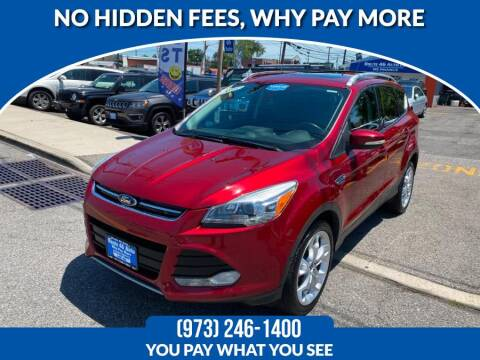 2013 Ford Escape for sale at Route 46 Auto Sales Inc in Lodi NJ