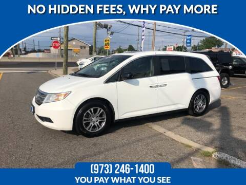 2011 Honda Odyssey for sale at Route 46 Auto Sales Inc in Lodi NJ