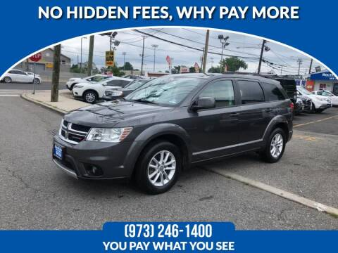2015 Dodge Journey for sale at Route 46 Auto Sales Inc in Lodi NJ