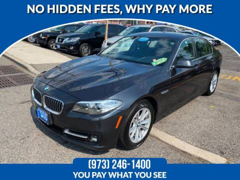 2015 BMW 5 Series for sale at Route 46 Auto Sales Inc in Lodi NJ