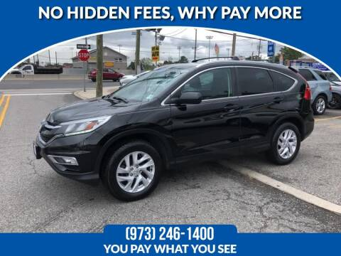 2016 Honda CR-V for sale at Route 46 Auto Sales Inc in Lodi NJ
