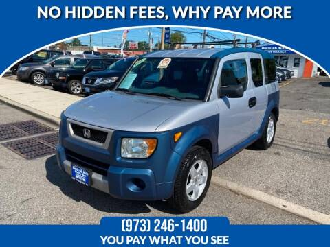 2005 Honda Element for sale at Route 46 Auto Sales Inc in Lodi NJ