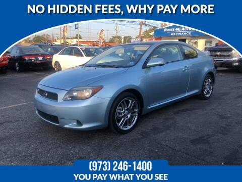 2005 Scion tC for sale at Route 46 Auto Sales Inc in Lodi NJ
