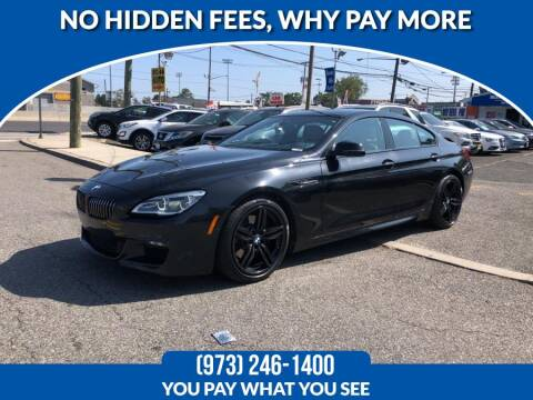 2016 BMW 6 Series for sale at Route 46 Auto Sales Inc in Lodi NJ