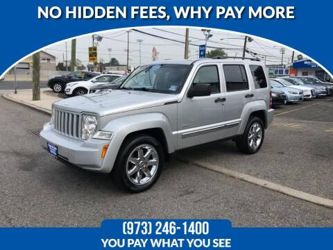 2012 Jeep Liberty for sale at Route 46 Auto Sales Inc in Lodi NJ