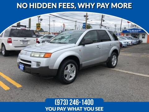 2004 Saturn Vue for sale at Route 46 Auto Sales Inc in Lodi NJ