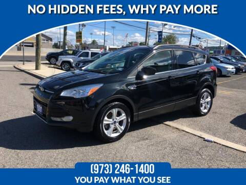 2014 Ford Escape for sale at Route 46 Auto Sales Inc in Lodi NJ