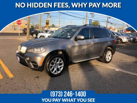 2013 BMW X5 for sale at Route 46 Auto Sales Inc in Lodi NJ