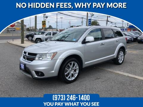 2013 Dodge Journey for sale at Route 46 Auto Sales Inc in Lodi NJ
