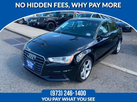 2015 Audi A3 for sale at Route 46 Auto Sales Inc in Lodi NJ