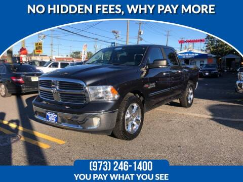 2014 RAM Ram Pickup 1500 for sale at Route 46 Auto Sales Inc in Lodi NJ
