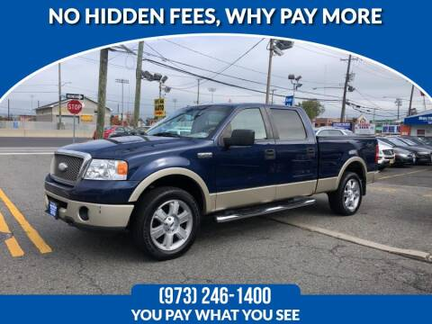 2007 Ford F-150 for sale at Route 46 Auto Sales Inc in Lodi NJ