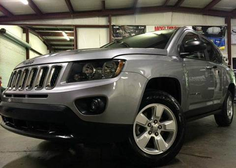 2015 Jeep Compass for sale at Primary Auto Group Jeeps Hummers Tacomas in Dawsonville GA