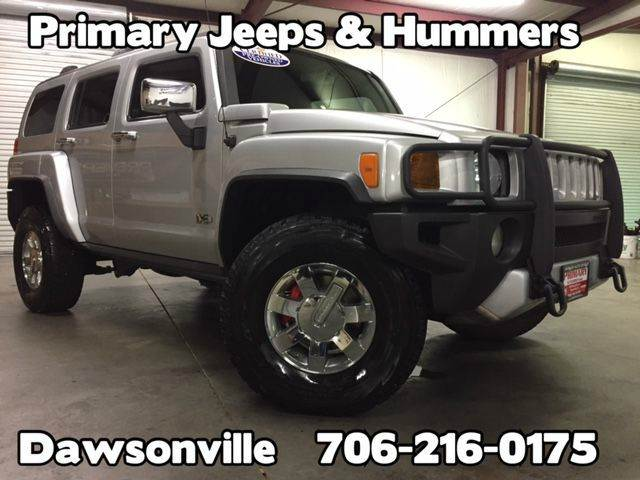 2009 HUMMER H3 for sale at Primary Auto Group in Dawsonville GA