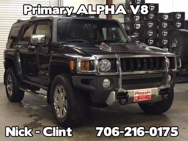 2008 HUMMER H3 for sale at Primary Auto Group in Dawsonville GA