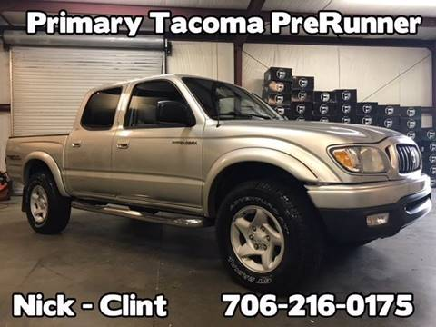 2002 Toyota Tacoma For Sale In Dawsonville, GA