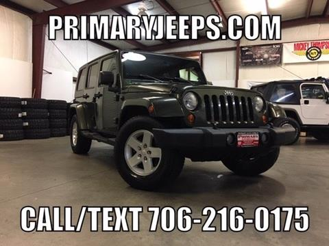 Primary Auto Group >> Primary Auto Group Jeeps Hummers Tacomas - Dawsonville GA