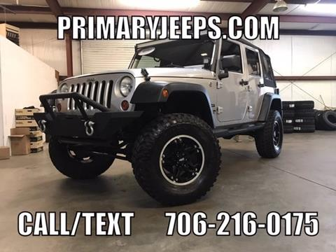 Primary Auto Group >> Jeep For Sale in Dawsonville, GA - Primary Auto Group