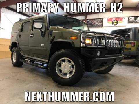 Primary Auto Group >> HUMMER H2 For Sale in Dawsonville, GA - Primary Auto Group