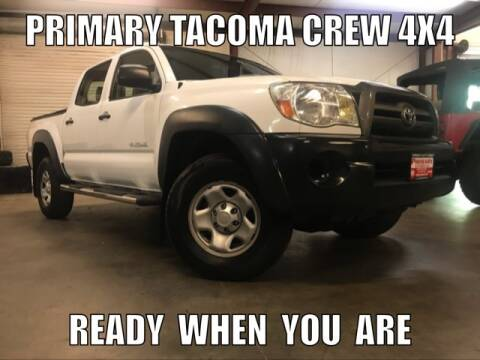 2009 Toyota Tacoma for sale at Primary Auto Group Jeeps Hummers Tacomas in Dawsonville GA