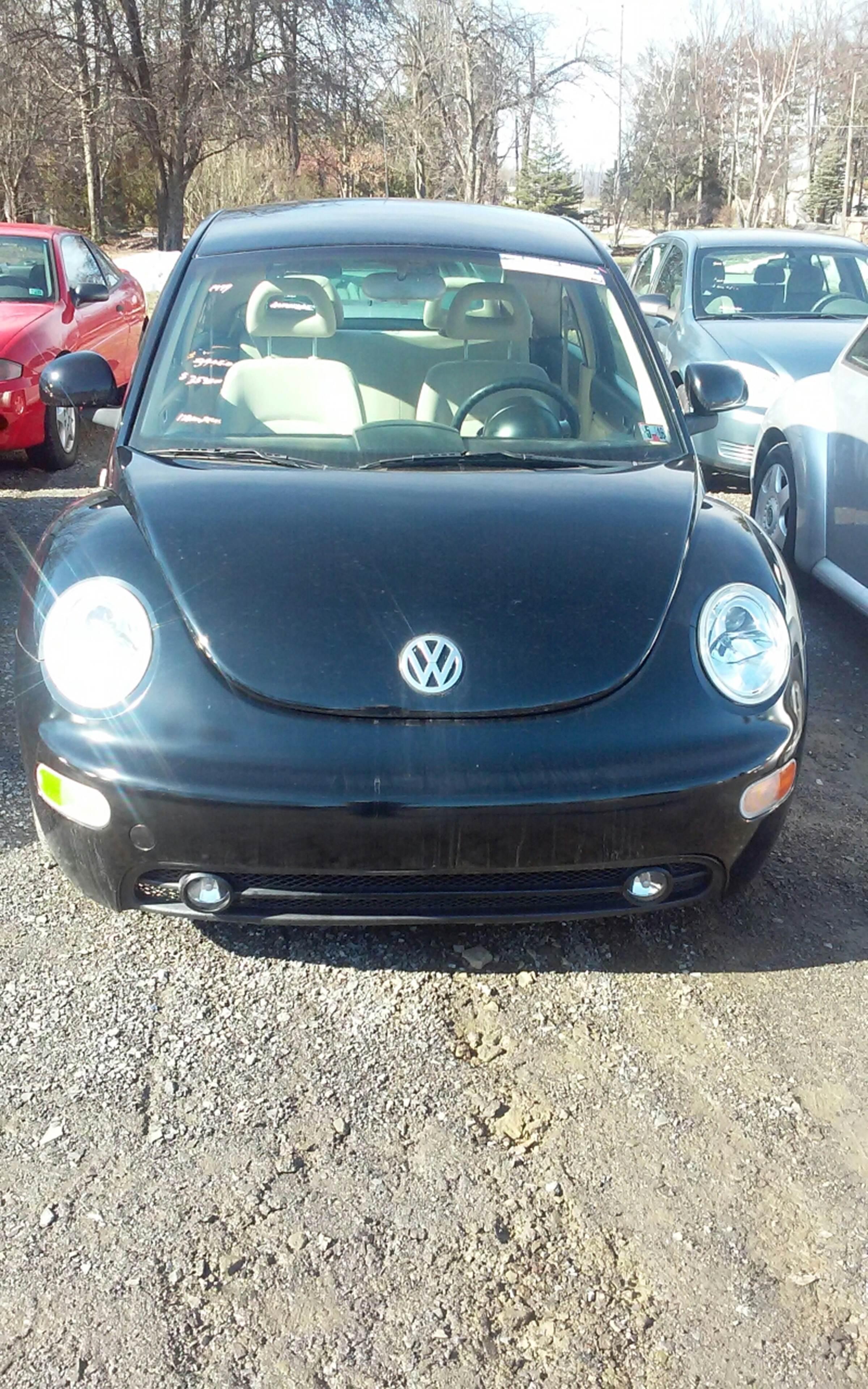 1999 Volkswagen New Beetle for sale in Nicktown, PA